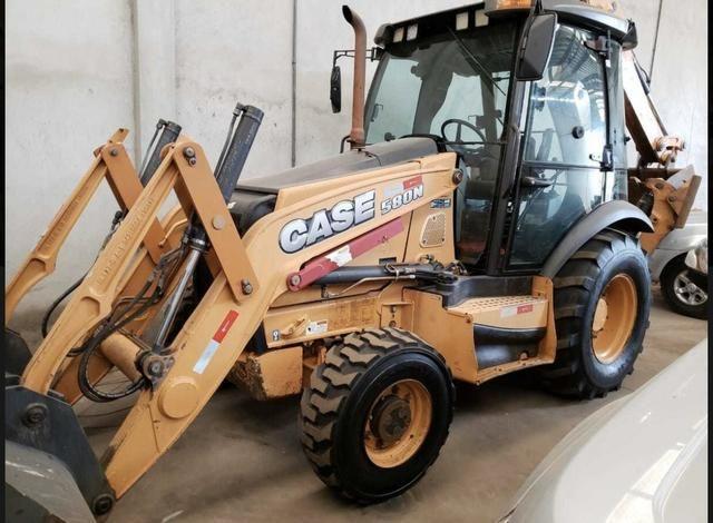 Case 580n 4x4 (parcelo)