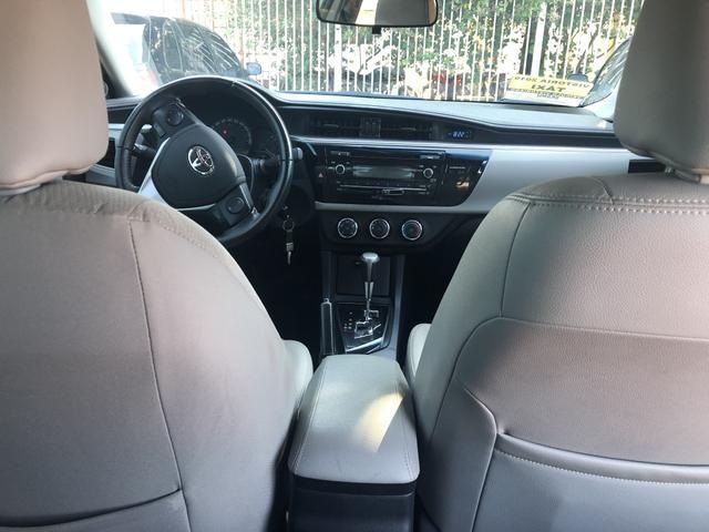 Corolla GLI 1.8 2017 Prata - Foto 5