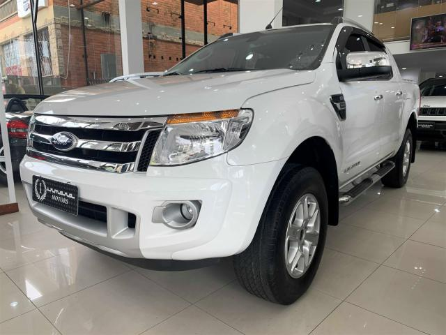 RANGER 2014/2014 2.5 LIMITED 4X2 CD 16V FLEX 4P MANUAL - Foto 4