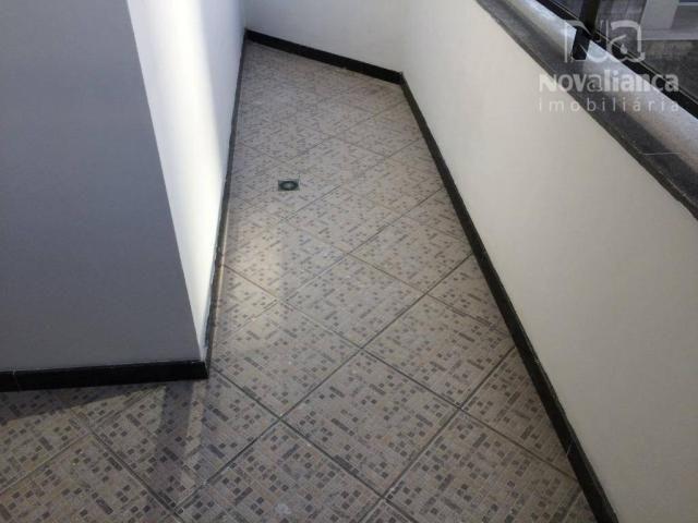 Apartamento com 3 quartos para alugar, 120 m² por R$ 1.300/mês - Praia de Itaparica - Vila - Foto 14