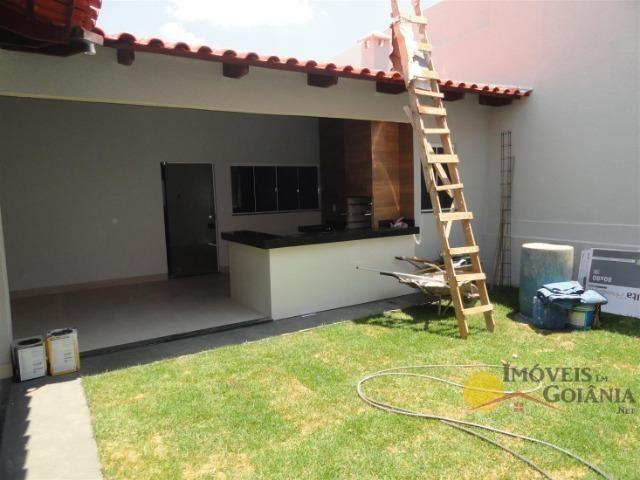 Casa de 3 Quartos para venda Sozinha no Lote de 300M² - Setor Jardim Fonte Nova - Foto 18