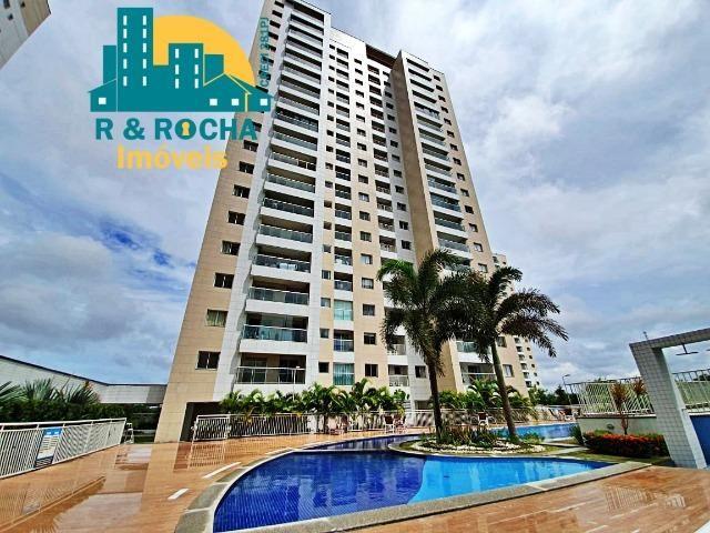 Condomínio Key Biscayne - Apartamento de 98m² - 3 quartos (1 suíte) - 2 vagas - Foto 18