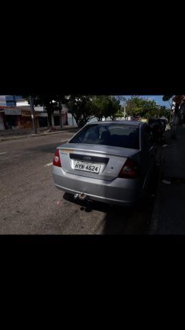 Fiesta 2008 vendo troco - Foto 2