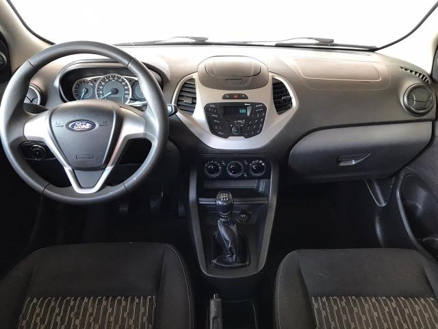 FORD KA 2018/2018 1.0 S 12V FLEX 4P MANUAL - Foto 8