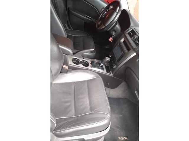 Ford Fusion 2.5 sel 16v gasolina 4p automático - Foto 4