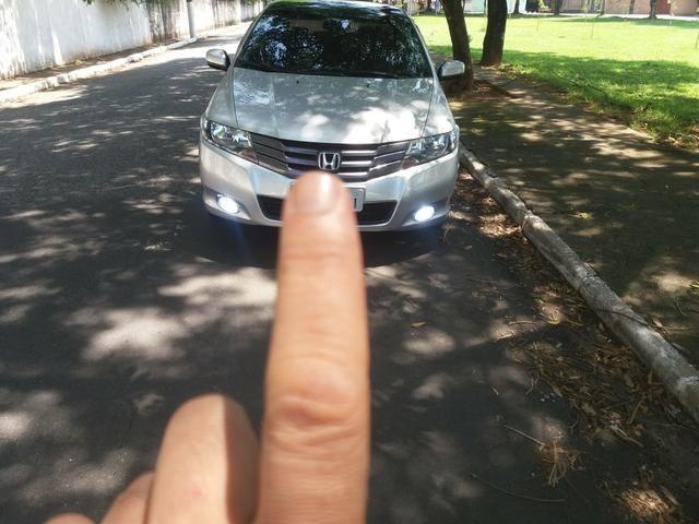 Vende-se um Honda City Automático LX 2012 - Foto 4