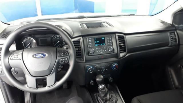 Ford Ranger CD XL 2.2 4X4 Diesel 2020/21 - Foto 9