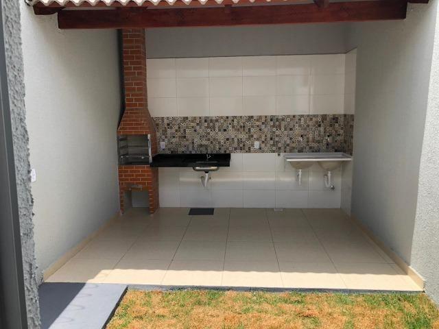 Casa nova 2 suites 2 vagas otima localização ac financiamento - Foto 4