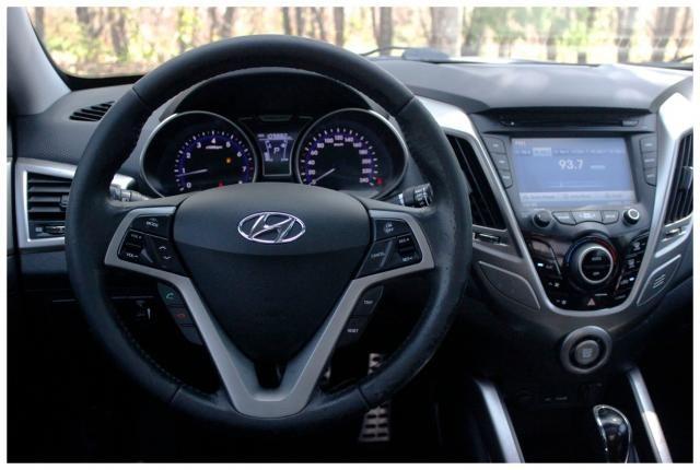 Hyundai Veloster 1.6 3P - Foto 9