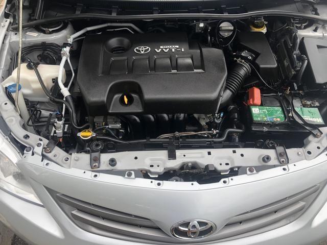 Toyota Corolla GLi 1.8 2012 (Aut) - Foto 13