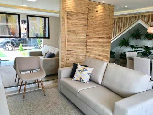 Quase Pronta | Casa em Condomínio Duplex | 3 Suítes | Entrega Começo do Ano | - Foto 2