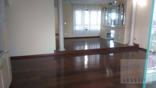 Apartamento para locação, Edifício Villa Guazzelli, no centro de São Bernardo do Campo. - Foto 2