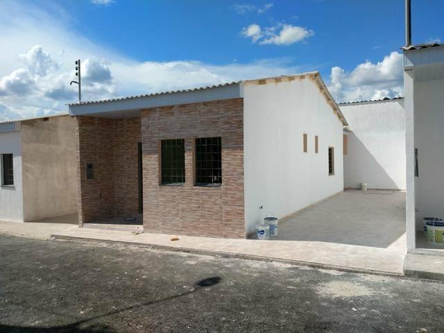 Casas prontas para morar na principal do via norte - Foto 4