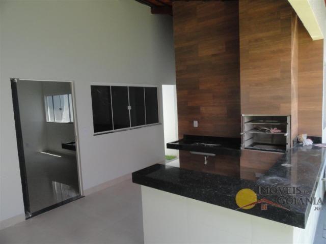 Casa de 3 Quartos para venda Sozinha no Lote de 300M² - Setor Jardim Fonte Nova - Foto 13