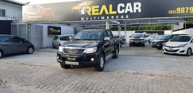 Hilux srv 2.7 AT 4×4 Hilux srv 2.7 AT 4×4 Flex Blindada 2015