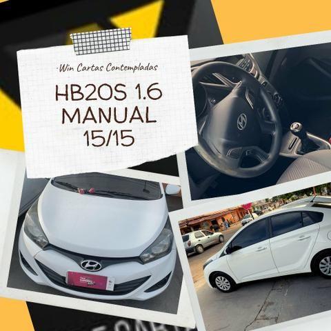 Hb20s 1.6 Manual 15/15 Não Consultamos Score