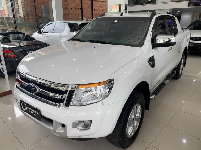 RANGER 2014/2014 2.5 LIMITED 4X2 CD 16V FLEX 4P MANUAL - Foto 9