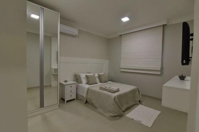 AL-Quase prontas\casas com 3 quartos fino acabamento e entrada parcelada - Foto 4