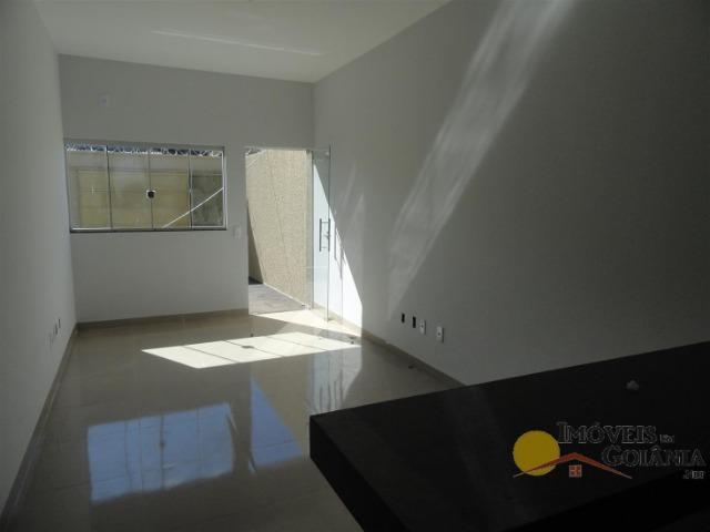 Casa com 2 Quartos Sendo uma Suíte, setor Recreio Panorama - Ao Lado St. Parque das Flores - Foto 5