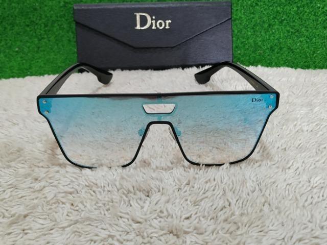 Óculos de sol Dior azul claro lindo - Bijouterias, relógios e ... 4bd1ee2b94