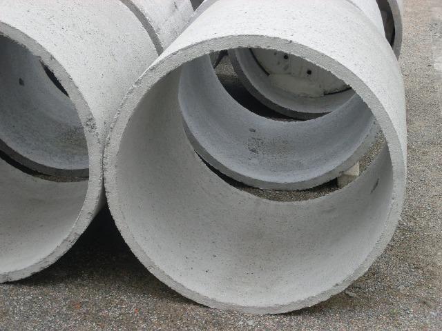 Fôrma para manilha de cimento, tubo p/ esgoto. Tubo de concreto para fossa, poço, cisterna