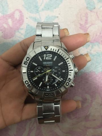 ec9f69dc82c Relógio Orient Original - Bijouterias
