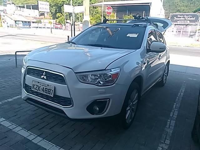 Mitsubishi Asx 2.0 4X4 Top -Único dono - Teto Panor. - Helena *