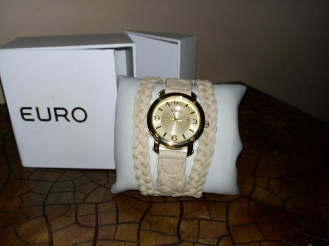 6da94d85759 Relógio Feminino Euro