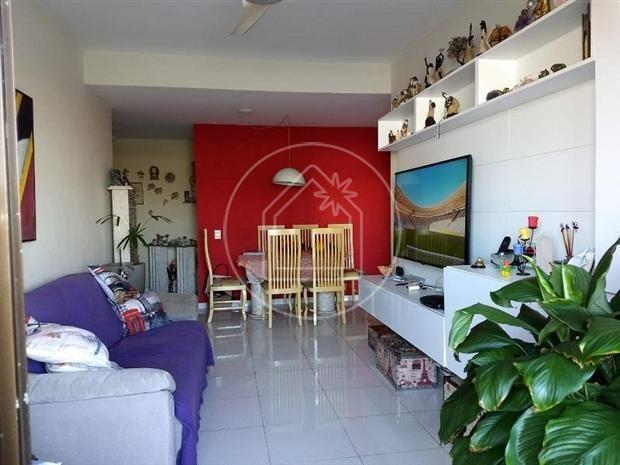 Apartamento à venda com 1 dormitórios em Barra da tijuca, Rio de janeiro cod:817849
