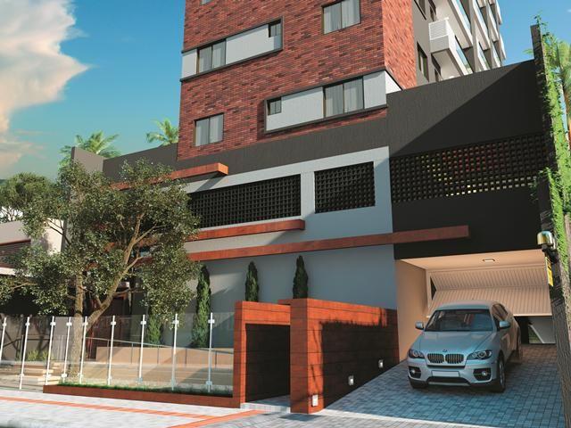 Apartamento à venda com 2 dormitórios em América, Joinville cod:8810 - Foto 2
