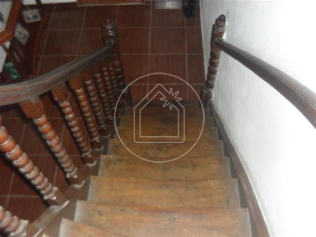 Casa à venda com 4 dormitórios em Riachuelo, Rio de janeiro cod:853389 - Foto 5
