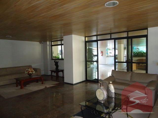 Apto 162m², 3 stes, sala 3 amb., dce, 2 vgs, à venda, meireles - Foto 5