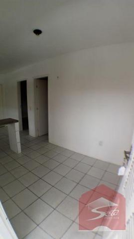 Apartamento c/ 2 dormitórios para alugar, 40 m², r$ 400/mês, serrinha. - Foto 4