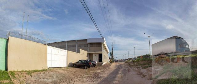 Galpão para alugar, 1322 m² por r$ 16.000,00/mês - parque de exposições - parnamirim/rn - Foto 11