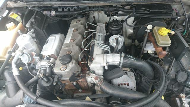 S10 dupla 2.8 4x4 MWM top diesel