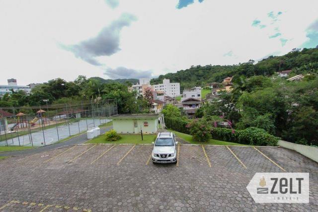 Apartamento residencial à venda, fortaleza, blumenau - ap0842. - Foto 19