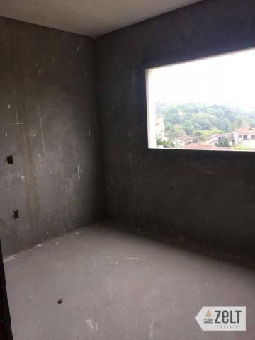 Apartamento com 3 dormitórios à venda, 91 m² por r$ 300.000 - sol - indaial/sc - Foto 9