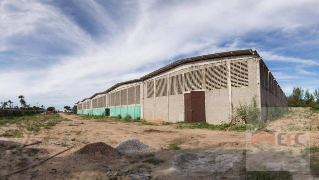 Galpão para alugar, 1400 m² por R$ 25.200,00/mês - Emaús - Parnamirim/RN - Foto 2