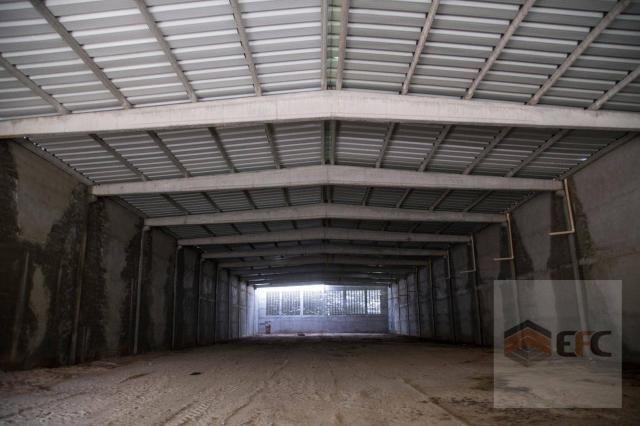 Galpão para alugar, 1400 m² por R$ 25.200,00/mês - Emaús - Parnamirim/RN - Foto 5