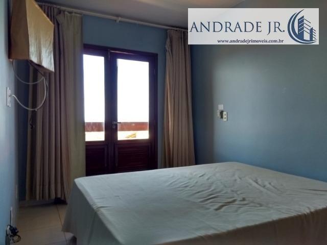 Casa duplex em condomínio no Porto das Dunas, nascente, com vista mar e área de lazer - Foto 8