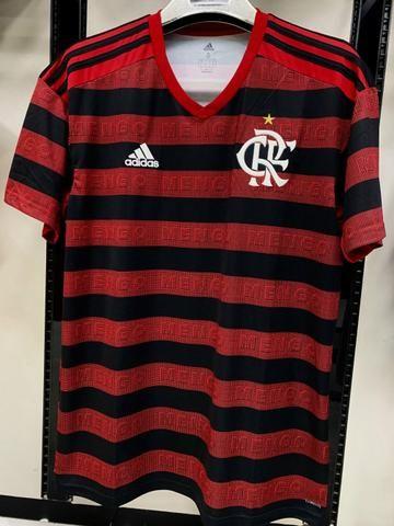 b0c6db6f1e PROMOÇÃO Camisa oficial Flamengo 2019 - Roupas e calçados - Campo ...
