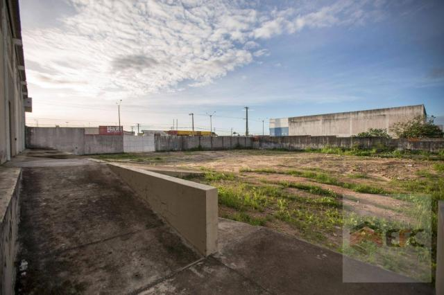 Galpão para alugar, 1322 m² por r$ 16.000,00/mês - parque de exposições - parnamirim/rn - Foto 7