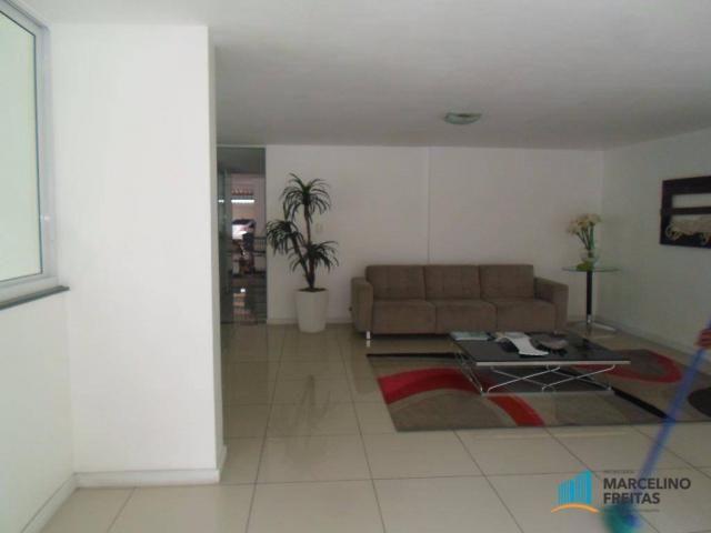 Apartamento residencial à venda, Cocó, Fortaleza - AP2611. - Foto 10