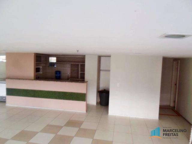 Apartamento residencial à venda, São Gerardo, Fortaleza - AP2311. - Foto 16