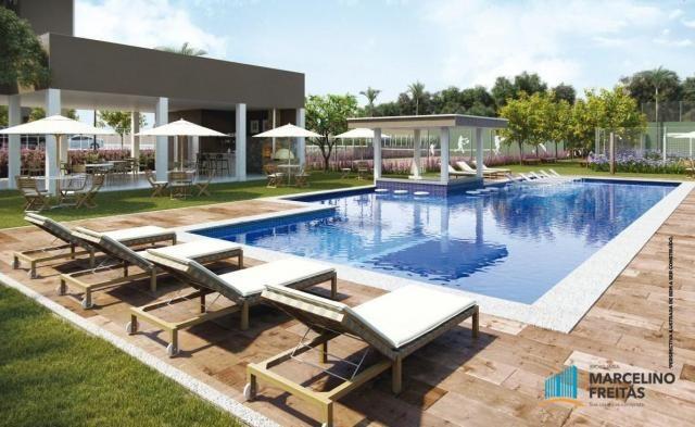 Apartamento residencial à venda, Messejana, Fortaleza - AP3030. - Foto 18