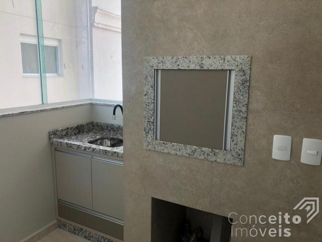 Apartamento à venda com 2 dormitórios em Centro, Ponta grossa cod:392666.001 - Foto 20
