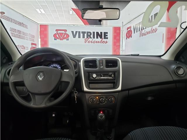 Renault Logan 1.0 12v sce flex authentique manual - Foto 10