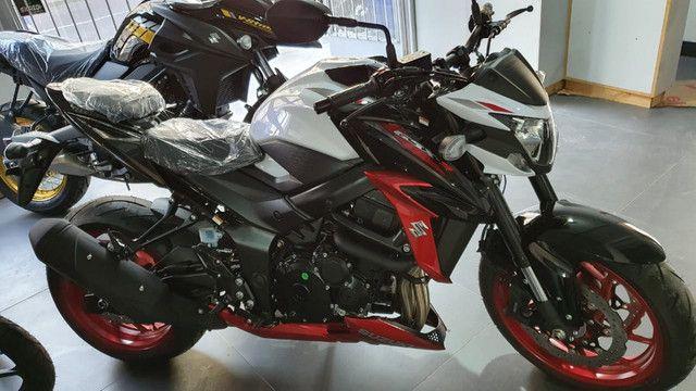 Suzuki GSX-S750 2021 0km