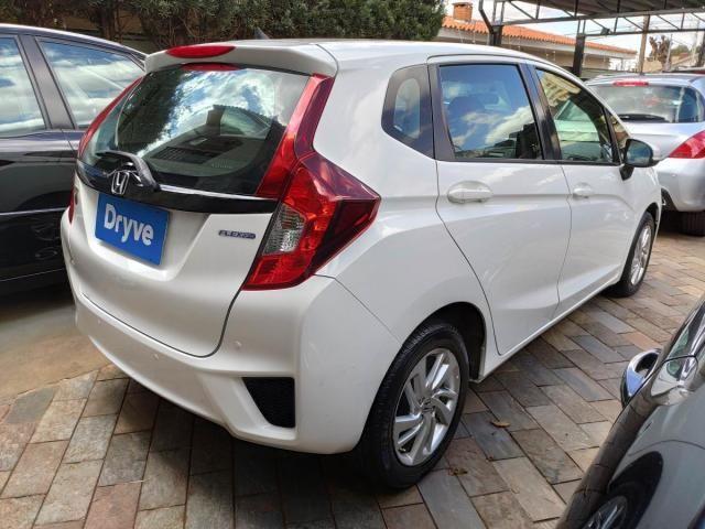 Honda Fit LX 1.5 16V CVT Flex 116CV 4x2 4P - Foto 6