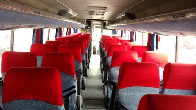 Ônibus Volkswagen 17.260 LO 4x2 - Busscar Vissta Buss HI 46 Passageiros - Foto 13